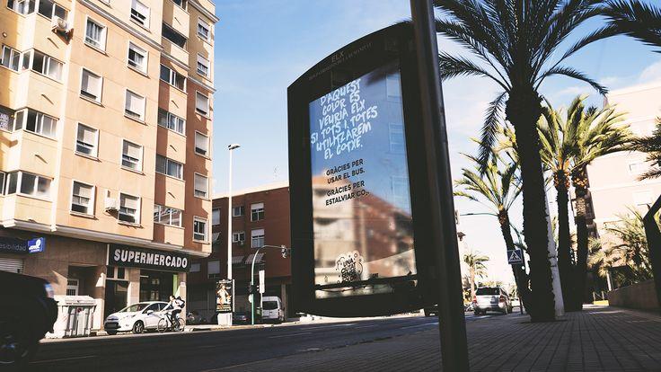 """""""Una ciudad sin CO2lor"""" I Ayuntamiento de Elche I Agencia Yerno"""