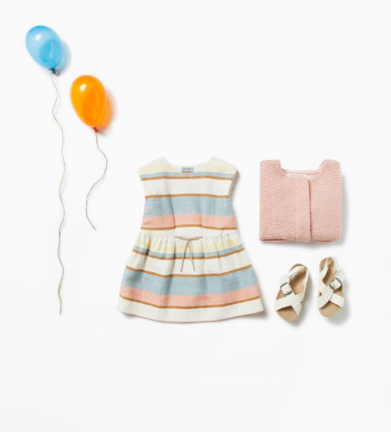 Shop by look - Baby girl (3 months - 3 years) - KIDS | ZARA Israel