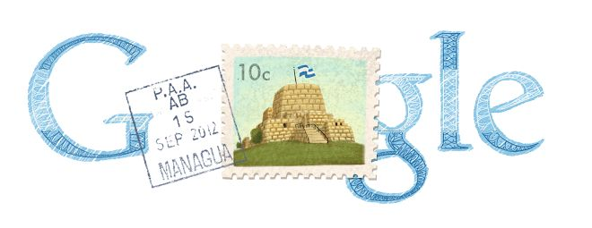 September 15, 2012 Nicaragua Independence Day 2012