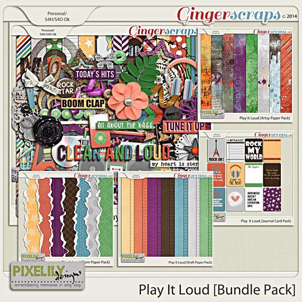 Play it Loud [Bundle Pack]