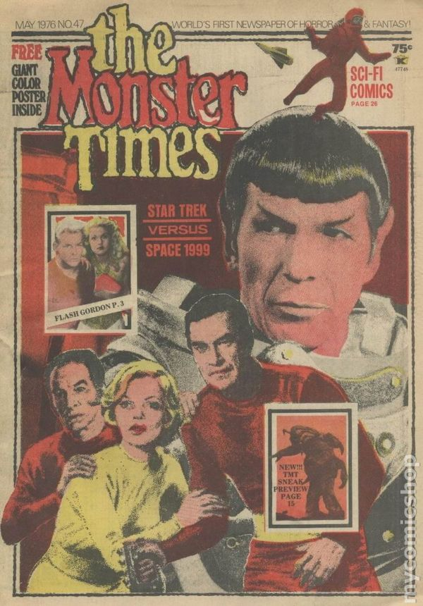Monster Times #47