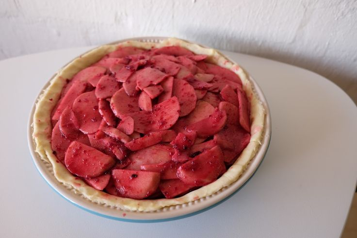 This year's apple pie
