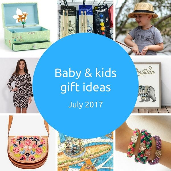 Gift ideas for kids - Gift Grapevine gift guide - July 2017