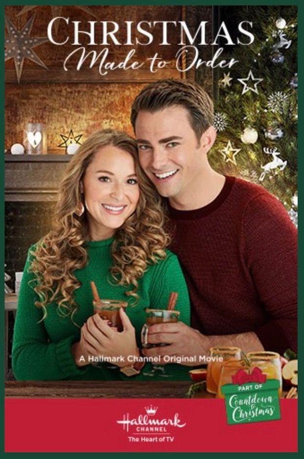 Christmas Made To Order Hallmark 2018 Christmas Movie Starring Alexa