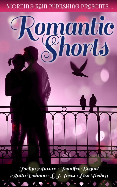 Romantic Shorts Vol. 1 Morning Rain Publishing presents… Romantic Shorts, Vol. 1.  This collection of short stories offers five very different romances. From classic to unconventional, each story has a fresh perspective on love, friendship, and affection.