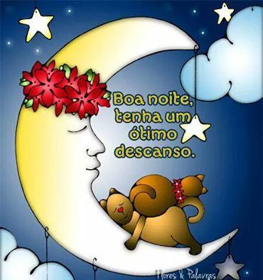 Linda e abençoada noite pra todos!!!!