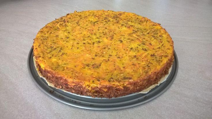"""Un joli gâteau coloré :) Cette semaine il me restait des carottes et des pommes de terre, je ne savais pas quoi en faire à part les rôtir au four et j'avais envie d'autre chose donc j'ai testé une recette un peu au """"pif"""" je l'avoue. Je ne m'attendais..."""