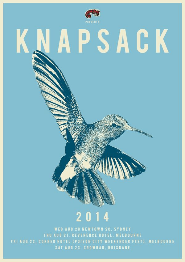 Knapsack @ Newtown Social Club