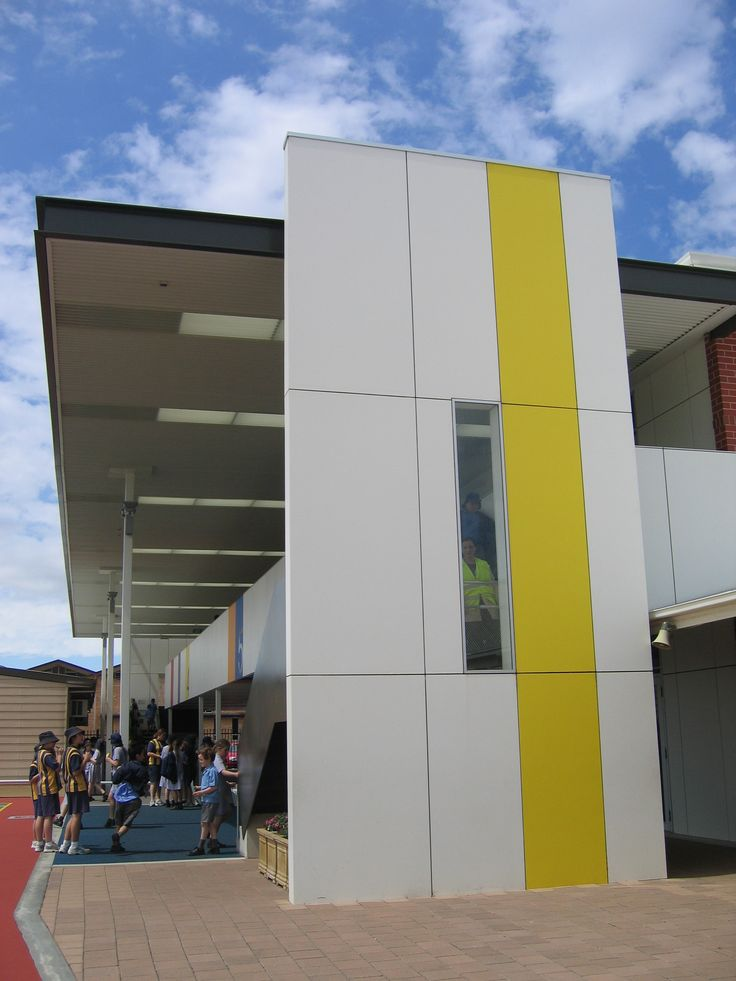 Whitefriars School by Thomson Rossi Architects Adelaide South Australia
