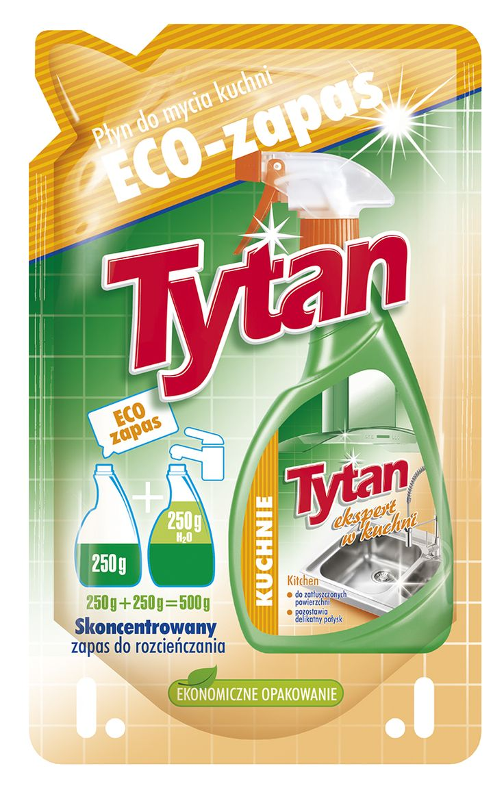 Tytan Kitchen Cleaner - ECO PACK