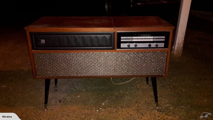 Art deco radiogram PYE | Trade Me