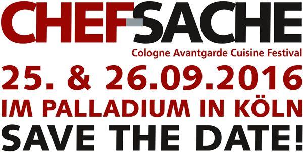 Kommende Veranstaltungen – CHEF-SACHE Köln 2016 – Gastportal.com