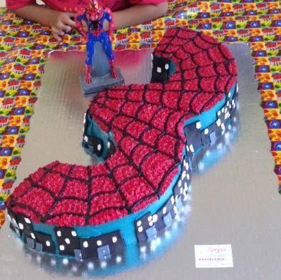 Best 25 Pasteles de spiderman ideas on Pinterest  Pasteles de