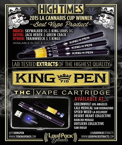 The 710 King Pen (Official Site)