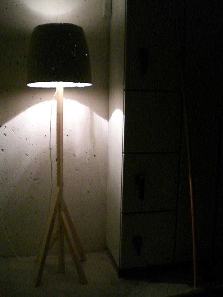 RE:AD floor lamp - By Pernille Rask  www.designkollektivet.dk