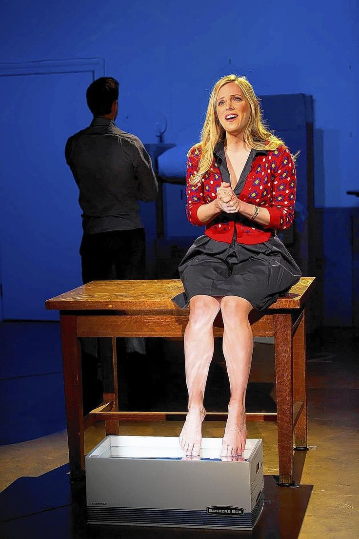 "The show: ""The Last Five Years"" at Long Wharf Theater in New Haven.What makes it special?: Revival of composer Jason Robert Brown's 2002 two-character musical examination of a failed..."