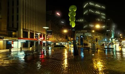 Peter Kurdulija submitted this great shot with a fabulous title 'Streets of This City Are Paved With Gold'
