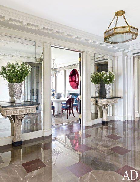 Stephen Sills Restores A New York City Apartment To Its Original 1920s Glory Design Firms