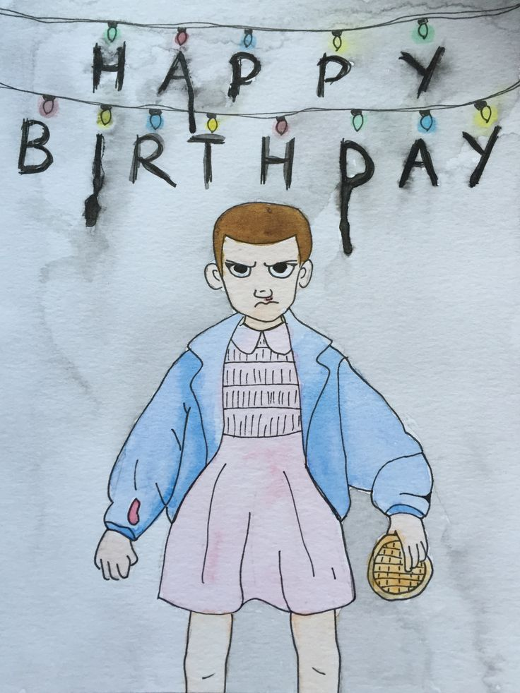 This is how you do a birthday card!