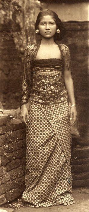 Old Photos of Indonesian People © 2016 brilio.net Bali 1930