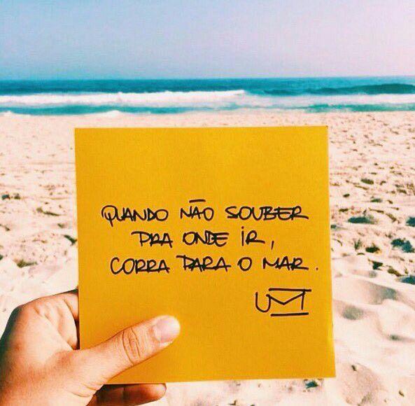 Repost Ideias Tumblr Praia Frases Praia Tumblr Legenda