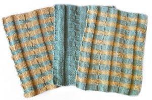 WashclothCrafts Knits, Day Spas, Crochetjacket, Spa Washcloth, Crochet Jacket, Bauhaus Washcloth, Bauhaus Colors, Knits Pattern, Knits Bauhaus