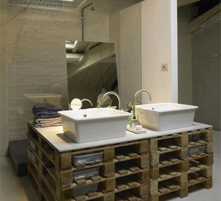 182 best decoracion ba os images on pinterest cuarto de for Decoracion de cuartos de banos modernos