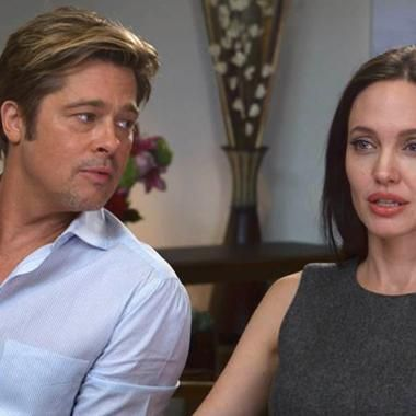 Hot: Brad Pitt and Angelina Jolie Pitt talk By the Sea her health and their marriage