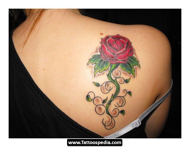 17 best images about tattoos on pinterest first tattoo for Unique rose tattoos