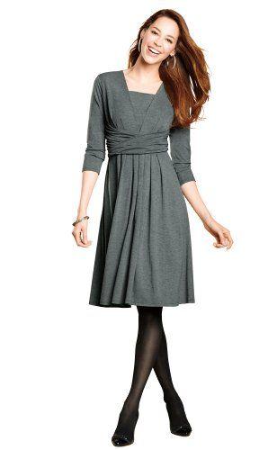 Amazon.co.jp: (オットージャパン) Otto Japan フロントタックジャージーワンピース: 服&ファッション小物