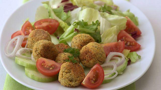 وصفة فلافل ولا أشهى Recipe Brussel Sprout Food Vegetables