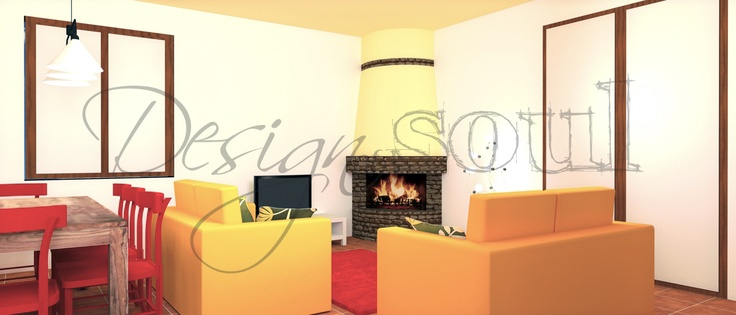 Living Room RELOOKING 40 Square Meter $386