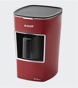 Arçelik K 3300 Kırmızı Türk Kahve Makinesi