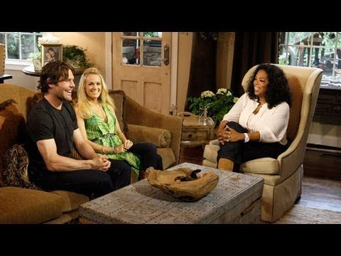 Carrie Underwood and Mike Fisher's Family Plans - Oprah's Next Chapter