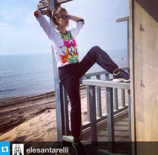 ELENA SANTARELLI#shopart #friend #shopartonline #vipswearing #collection #ss14 #adorage#musthave#italianstyle#fashion
