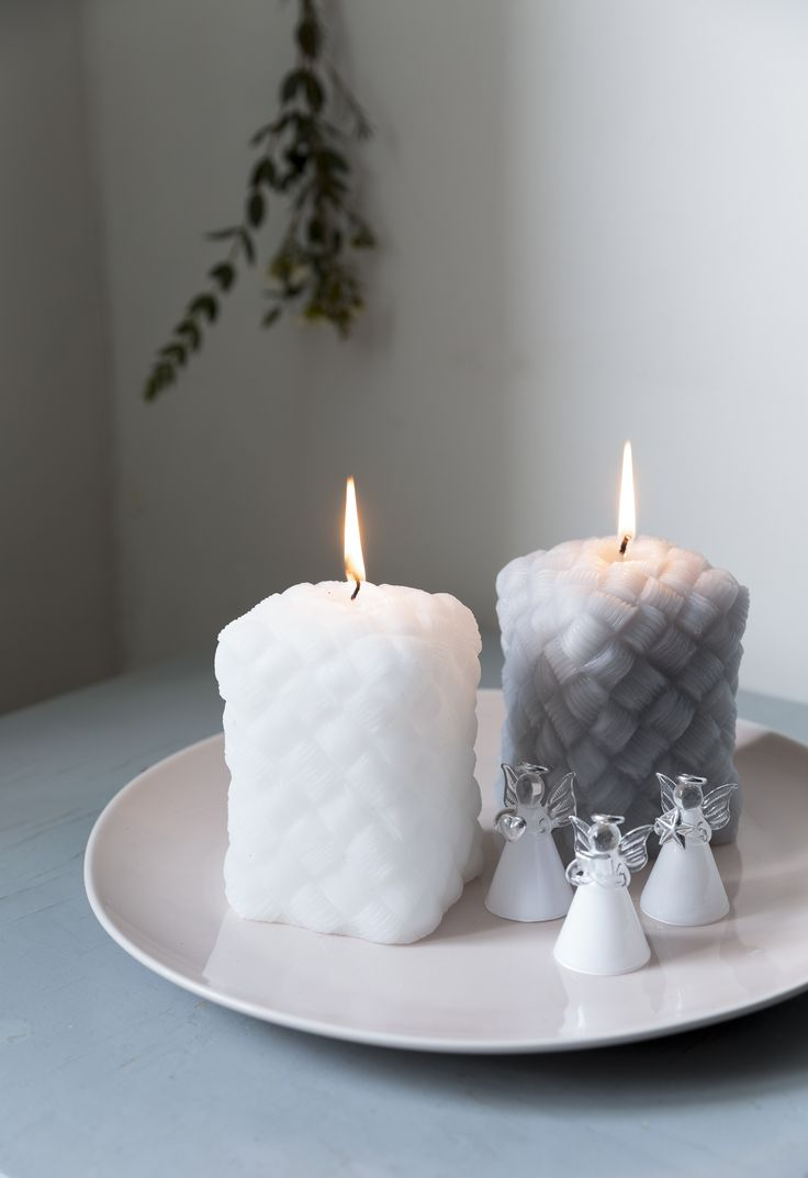 Tuohi Candle | Pentik | Tuohi candles are hand-made in our candle factory in Posio.