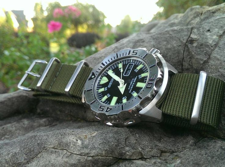 """I'd like to call to order the """"Seiko Monster Owner's Club"""" - Page 34"""