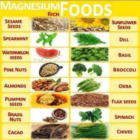 magnesium rich