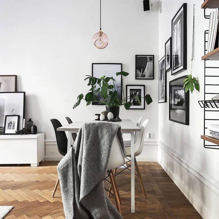 Instagram P BKvcWavhuP0 Nordic Interior DesignDining