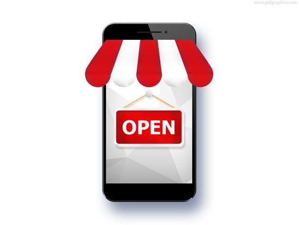 Smartphone shop