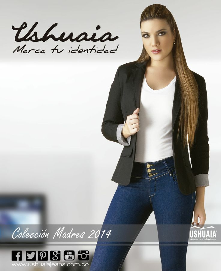 Portada Colección Madres 2014-Sexy, yet Casual #Fashion #sexy #woman #womens #fashion #neutral #casual #female #females #girl #girls #hot  #hotlooks #great #style #styles #hair #clothing  www.ushuaiajean.com.co