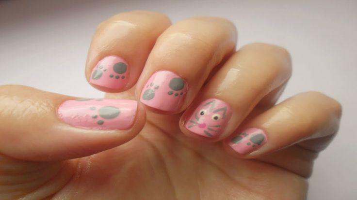 Simply Nails ▎❝Cat❞