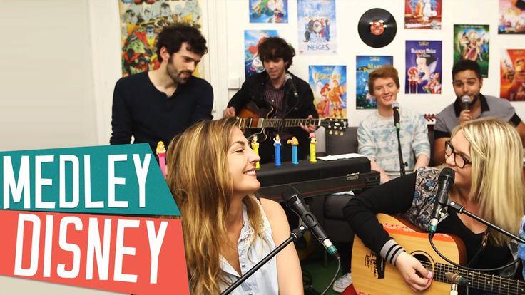 MEDLEY DISNEY - La Reine des Neiges, Blanche Neige, Le Roi Lion (Musique...