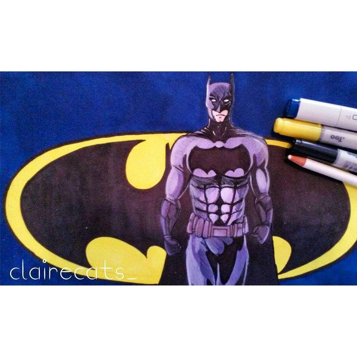 """Just seen the film """"Batman vs Superman"""" Guess my team? #batman #superman…"""