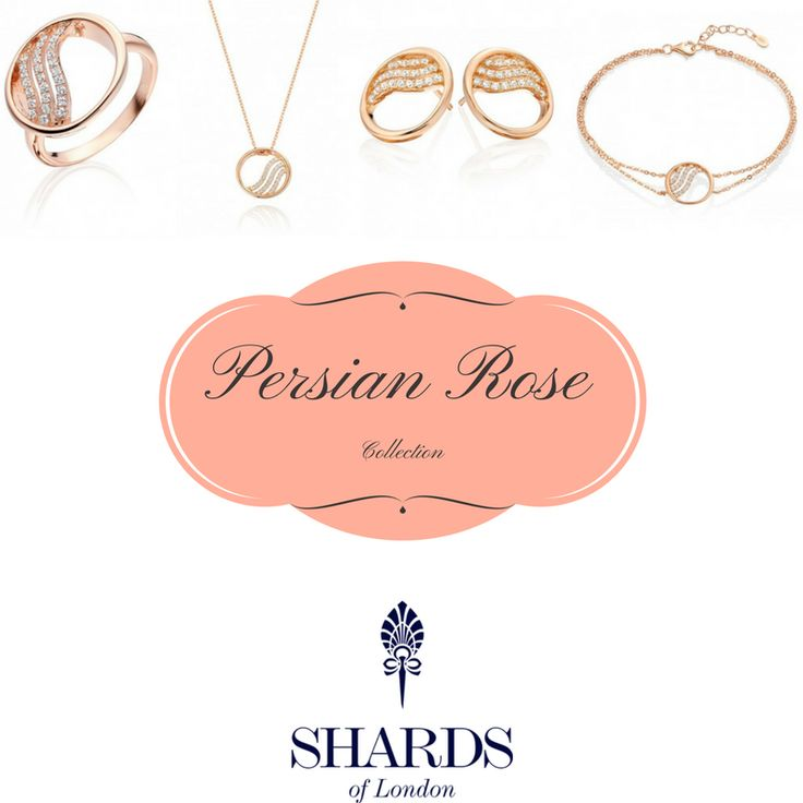 Romantic 💕 Mellow 💕 Gracious?  This collection is for you👉 http://www.shardsoflondon.com/persian-rose  #Jewellery #Jewelry