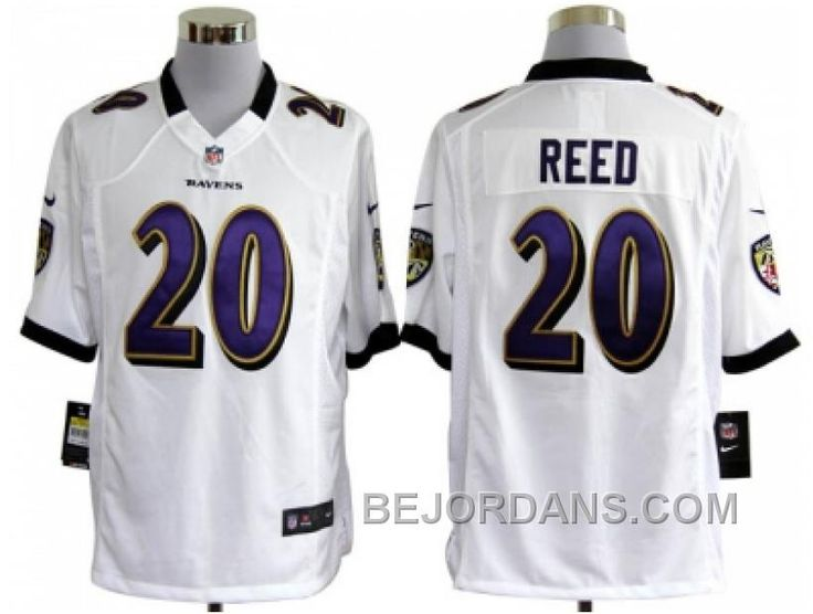 84356117 reebok baltimore ravens ed reed 20 black authentic jerseys sale