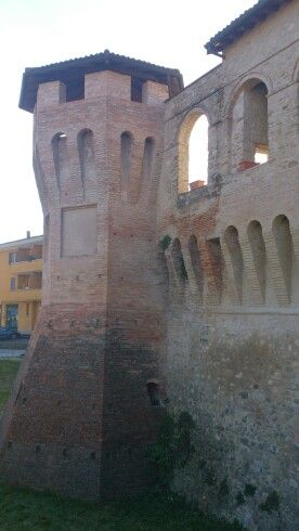 Lovely tower in Castellarano, Reggio Emilia