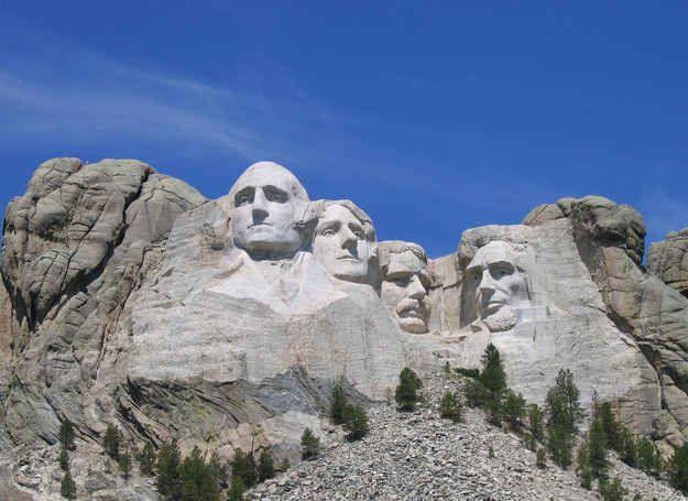 Monte Rushmore, Dakota do Sul