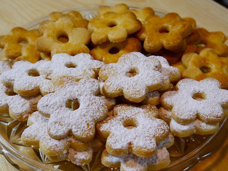 Ricetta Canestrelli di Torriglia