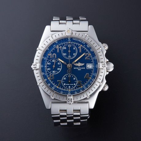 Breitling Blackbird Chronograph Automatic // A13050 // Pre-Owned